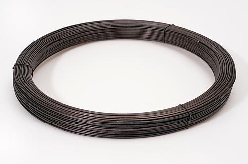 fil de fer non galvanis 2 5 mm bobine 5 kg hortima ag. Black Bedroom Furniture Sets. Home Design Ideas